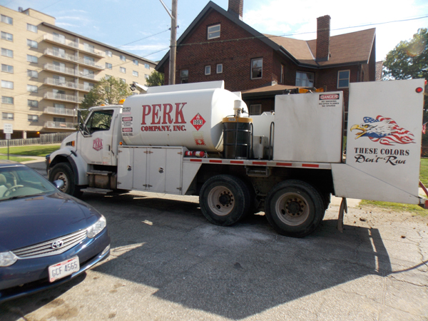Perk Company - Cliftone Blvd site work